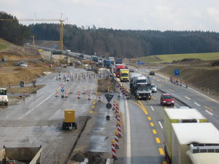 A8 motorway, Germany