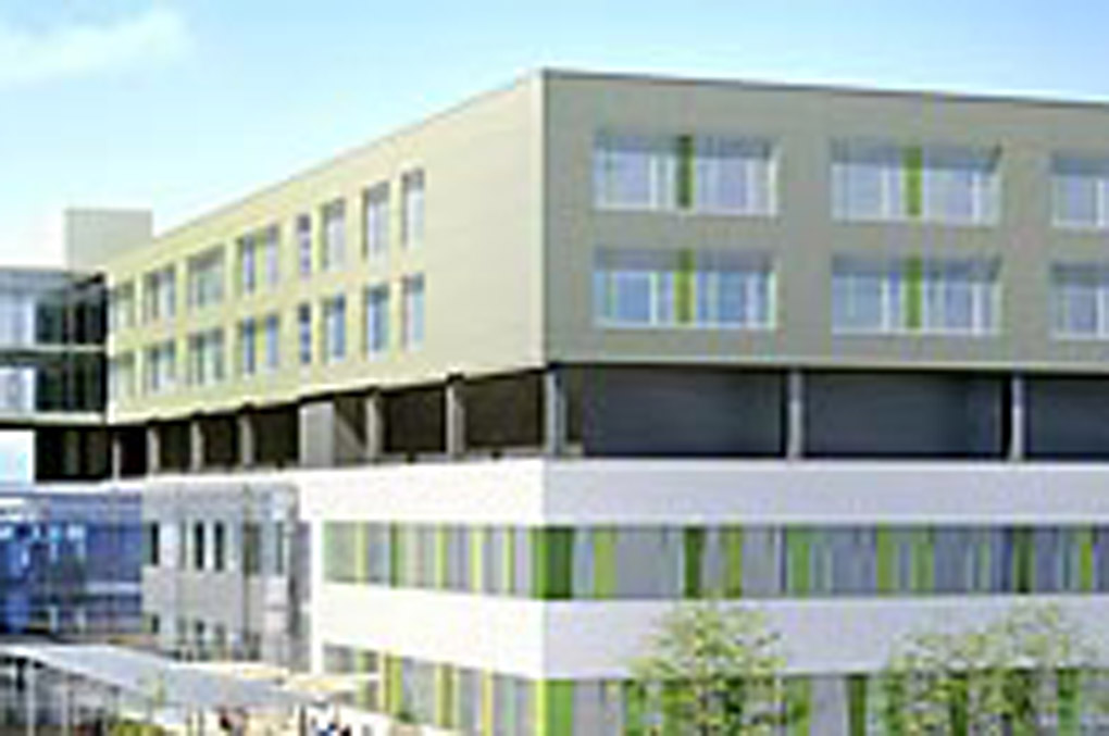 New Hospital in Heilbronn