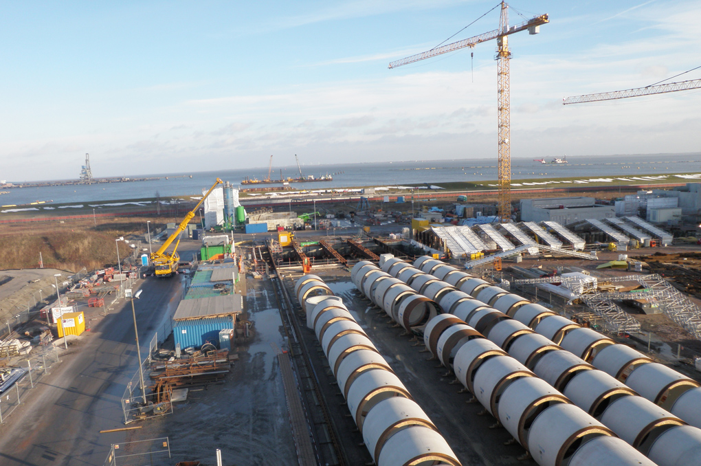 New Coal-Fired Power Plant in Wilhelmshaven