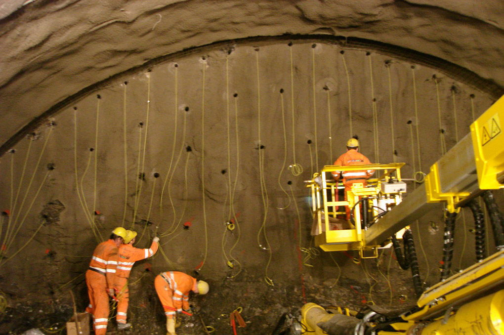 Roppen Tunnel JV
