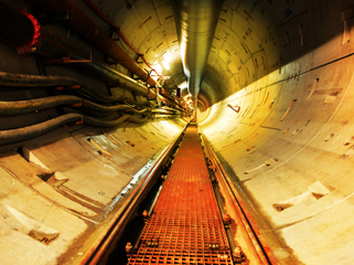 Corrib Pipeline Tunnel