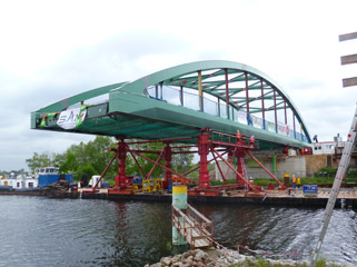 New Bridge Horster Damm