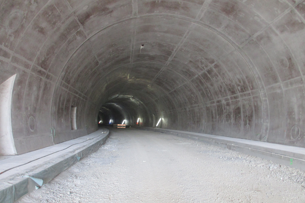 Tunnel Darmsheim